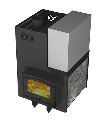 Банная печь Силыч-2.1