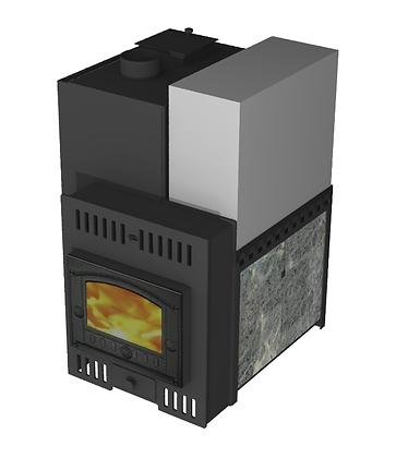 Банная печь Силыч-3.1.1