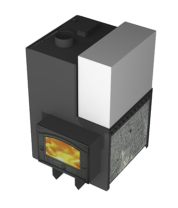 Банная печь Силыч-2.1.1