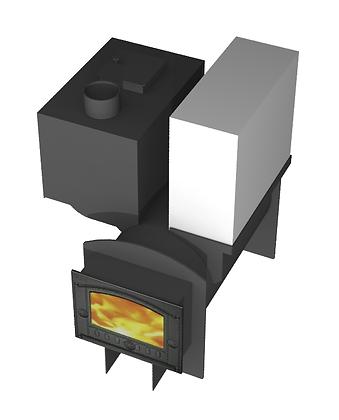 Банная печь Борисыч-2.2.1