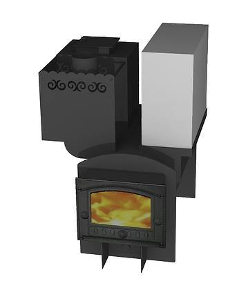 Банная печь Борисыч-2.2.2