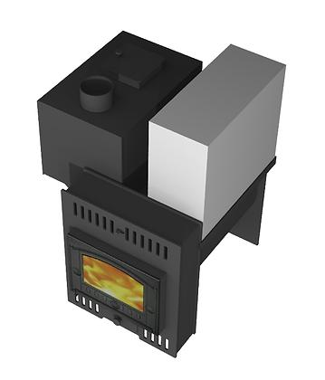 Банная печь Борисыч-2.3.1