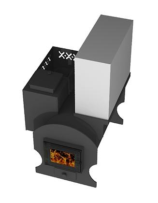 Банная печь Степаныч-2.1.2
