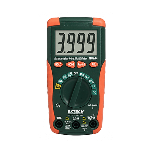 MN16A: Minimultímetro digital