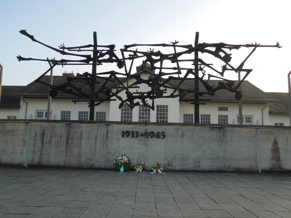 Dachau Concentration Camp Site
