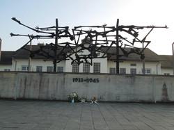 Dachau Concentration Camp Site