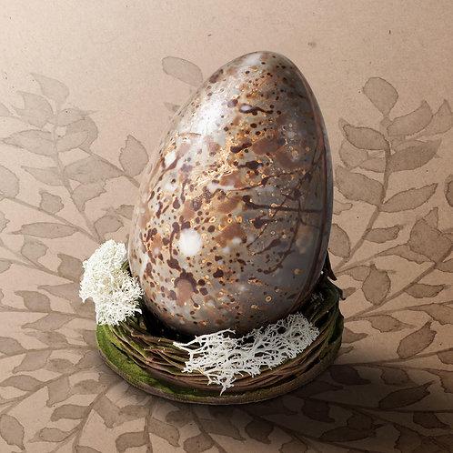 Le nid dans les arbres - chocolat noir
