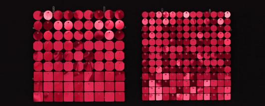 Цвет: рубиновый