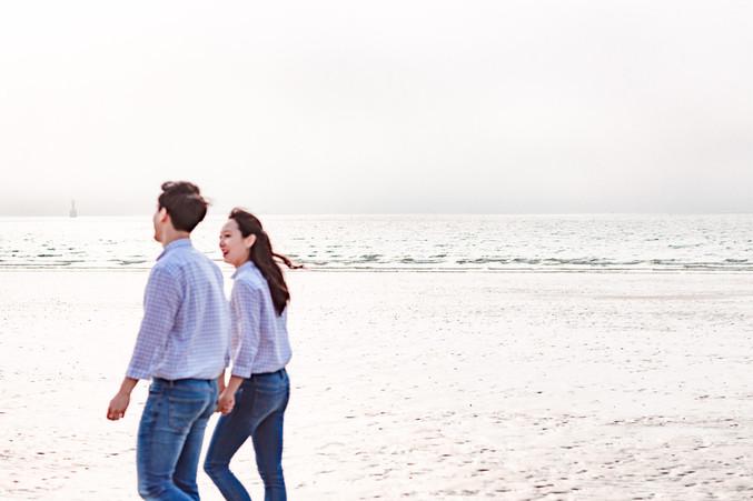 신두리 해안사구 - 봄