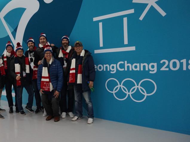2018 LG B2B Pyeongchang Olympics U.S. VIP Tour