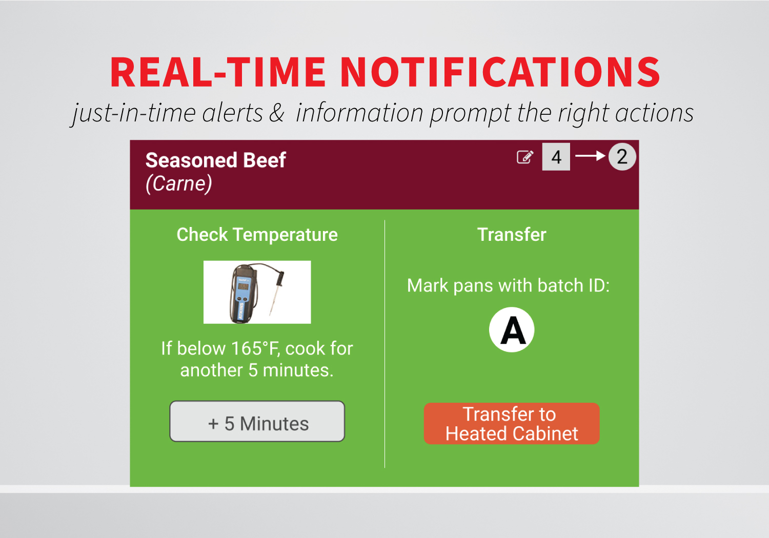 Real-Time Notifications for Workflow Management