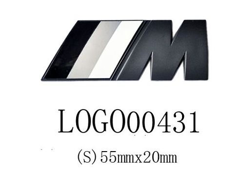 M BLACK , GREY, WHITE , BLACK EMBLEM