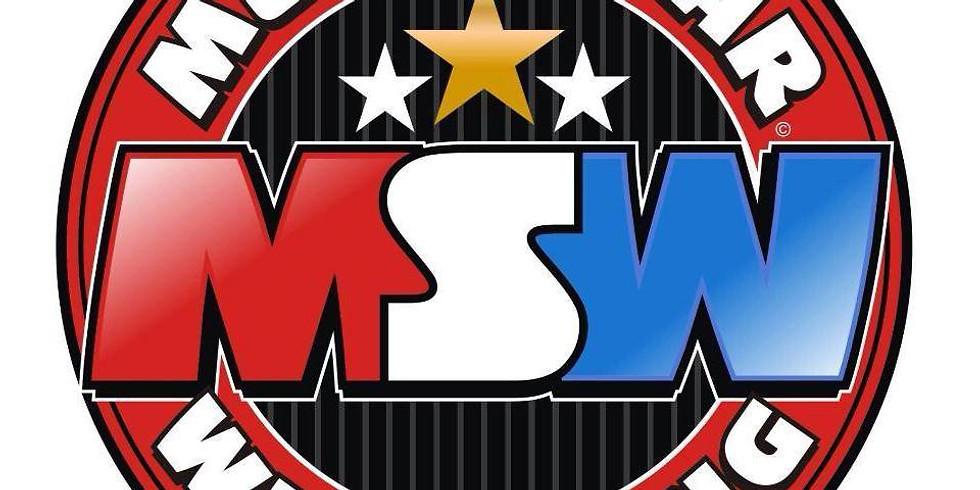 Mega Star Wrestling