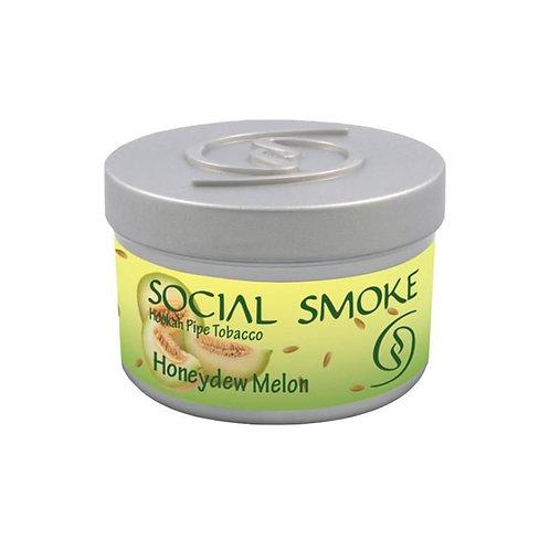 Social Smoke Honeydew Melon 250 gr.