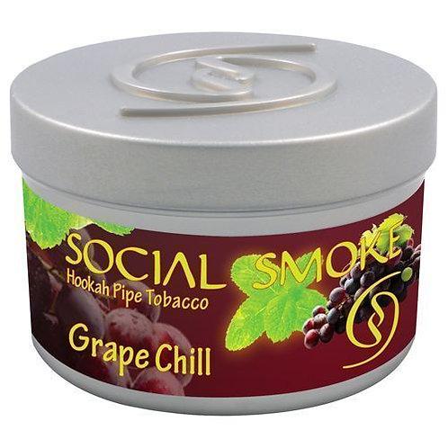 Social Smoke Grape Chill 250 gr.