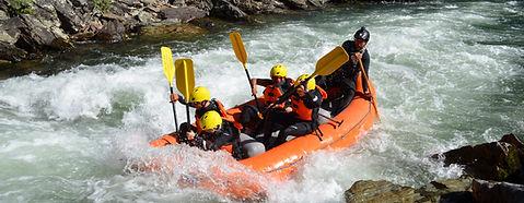 White Water Rafting in the Columbia Valley Kootenays