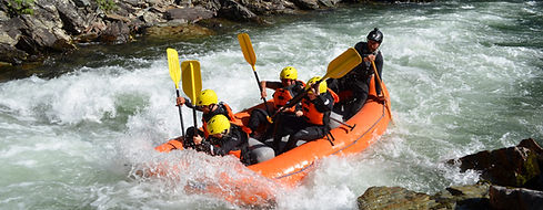 White Water Rafting in the Columbia Valley Kootenays