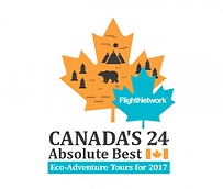 Skookum Adventures FlightNetwork's 24 Absolute Best Eco-Tours