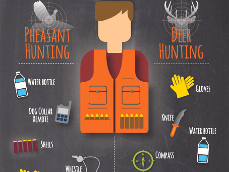 How to Prepare for Your Hunt