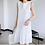 Thumbnail: Innocent Girly Style Puching Embroidery Sleeveless Dress