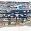 Thumbnail: Mother of Pearl Chest Jewellery Box with Cranes, Pine Tree and Wild Blossoms