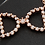 Thumbnail: Double-D Silver Necklace