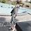 Thumbnail: Wave Pattern Pleated Midi Dress