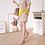 Thumbnail: Linen Blended Short Banding Pants
