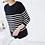 Thumbnail: Smart Stripe Knit Top