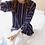 Thumbnail: Marant Pattern Chiffon Tunic Top