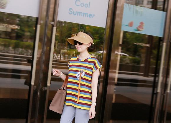 Stylish UV Protection Wide Sun Cap