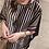 Thumbnail: Geometric Pattern Cape Style Tunic Top