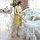 Thumbnail: Retro Style Linen Sleeveless Dress