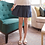 Thumbnail: Natural Denim Frilled Short Banding Pants