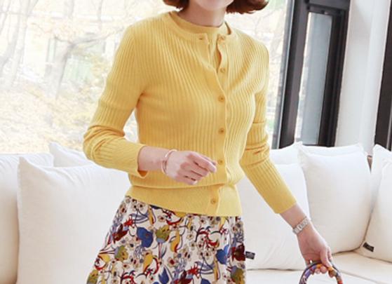 Antheia Spring/Autumn Cardigan