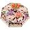 Thumbnail: Mother of Pearl Octagonal Jewellery box with Magnolia Blossoms