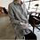 Thumbnail: Long Frilled Tunic Shirt