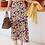 Thumbnail: CanCan Frilled Hemline Long Flora Skirt