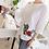 Thumbnail: Choa Flower Embroidered T-Shirt
