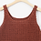 Thumbnail: Cotton Sleeveless Knit Top