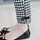 Thumbnail: CoCo Ribbon Chequered Pantalon