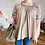Thumbnail: Exotic Style Embroidered Blouse with Square Neck-Line