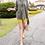 Thumbnail: Trendy A-Line Short Banding Pants