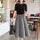 Thumbnail: Romantic Nostalgic Flared Skirt