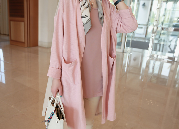 Chain Patterned Luxury Style Scarf