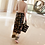 Thumbnail: Exotic Style Floral Wide Pants