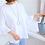 Thumbnail: Morning Glory Style Hem Frilled Short Sleeve Top