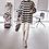 Thumbnail: Stylish Stripe Cotton Jumper