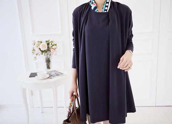Hera Shawl Style Tunic