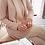 Thumbnail: Elegant H-Line Pearl Knit Jumper